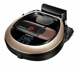 Samsung Powerbot VR20M7070WD Robot Vacuum Cleaner Satin Gold - USA Fedex Free image 5