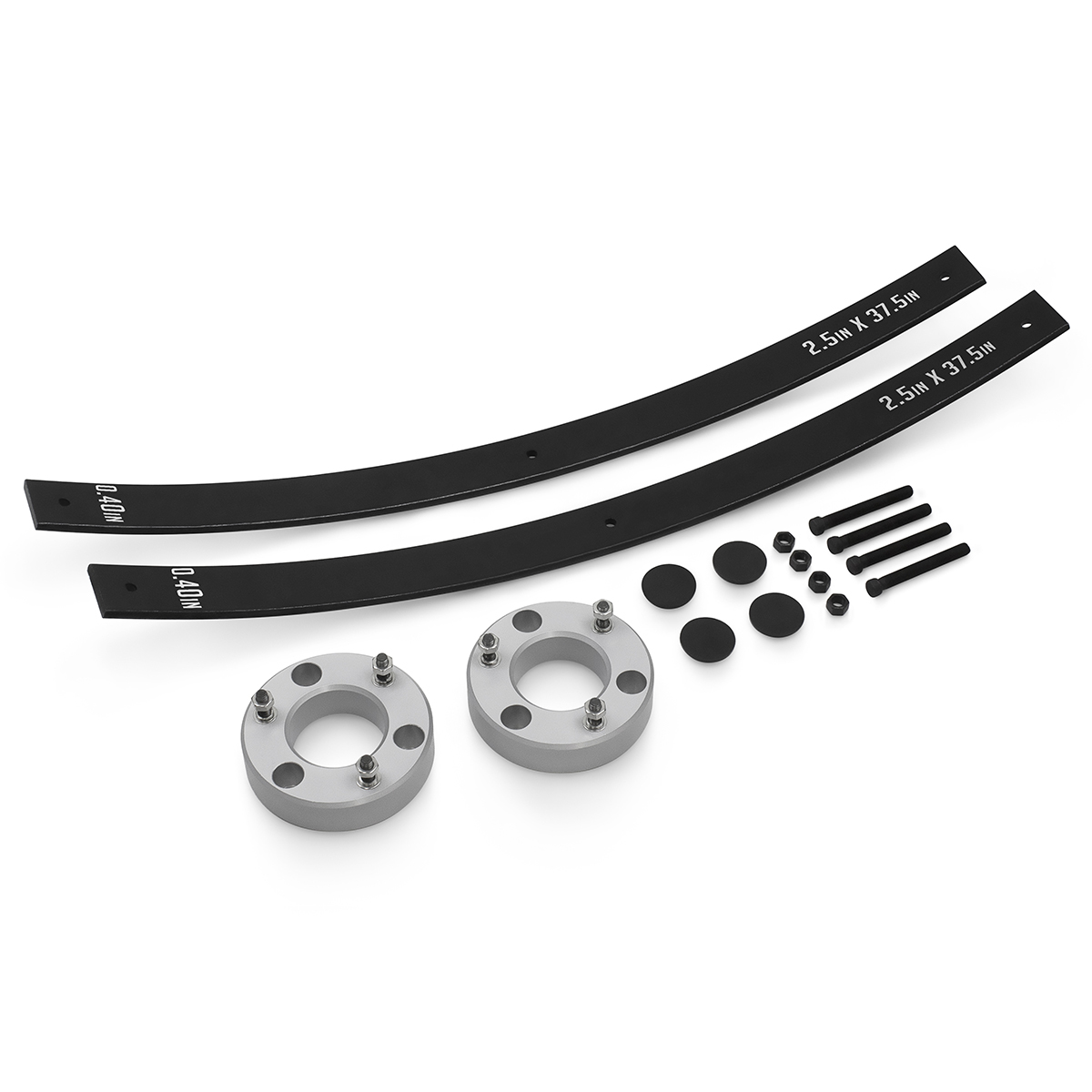 "Primary image for For 07-20 Full Leveling Lift Kit 2.5"" Front + 2"" Rear Silverado Sierra 1500 6Lug"