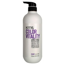 KMS Color Vitality Hair Conditioner Revitalisant Start 25.3 oz Color Pro... - $35.95