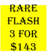 FRI-SUN FLASH PICK ANY 3 FOR $143  DEAL BEST OFFERS DISCOUNT MAGICK  - $0.00