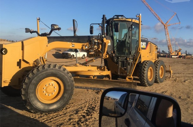 2011 CAT 140M For Sale In El Cajon, California 92021