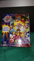 300 pc Poster Size Puzzle, Bakugan, Brand New & Sealed - $18.98