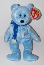Ty Beanie Baby 1999 Holiday Teddy Bear Plush 9in Stuffed Animal Retired ... - $9.99