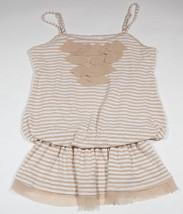 Edge Design By Mine For Anthropologie Womens Medium Tank Top Shirt Striped - $8.41