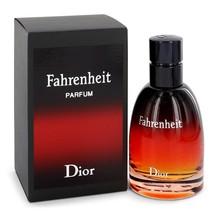 Christian Dior Fahrenheit 2.5 Oz Eau De Parfum Spray for men image 2