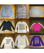 *build your own huge lot girl shirt top GAP old navy children place 7 - ... - $3.47+