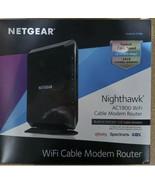 NETGEAR AC1900 960 Mbps 4 Port Gigabit Wireless Router (C7000-100NAS) NEW! - $121.98