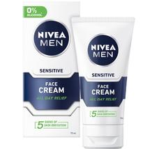 Nivea Men Sensitive Face Cream 75 ml - $16.89