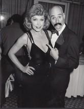 Stella Stevens / Bob Kulick  - professional celebrity photo 1989 - $6.85