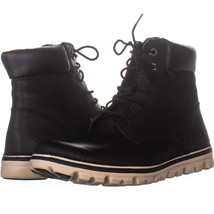 Timberland 939 Lace Up Ankle Boots, Black 678, Black, 10 US - $48.95