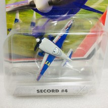 Disney Pixar Planes Secord #4 New in Package - 2015 - Rare image 2
