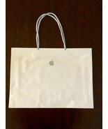 """Genuine Large Apple Store Paper Shopping Bag 15"""" X 11"""" - $5.99"""
