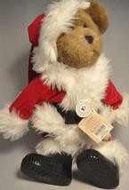 "Boyds Bears & Friends: Claus Kringlebeary - 16"" Plush Santa Bear - 917311-01SF - $35.54"