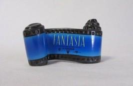 DISNEY WDCC PORCELAIN MOVIE SCROLL REEL FIGURINE FANTASIA WITH BOX - $24.99