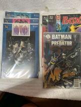 Batman DC Comics Lot Of 7. See Photos - $18.76