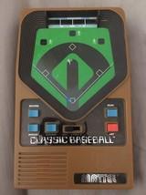 2001 MATTEL CLASSIC BASEBALL HANDHELD ELECTRONIC GAME VINTAGE - $11.88