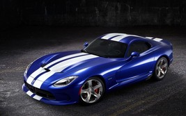 Brand New 2011 DODGE VIPER GTS POSTER 24x36 inch FREE US shipping ready ... - $18.99