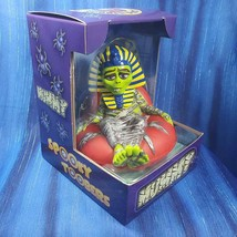 Mummy Spooky Toober Not Another Rubber Ducky Bath Hot Tub Toy Egypt - $15.83