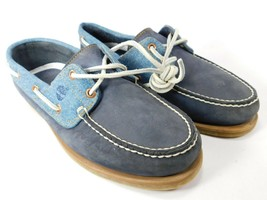 Timberland Classic F / L Size US 9 M (D) EU 43 Men's 2 Eye Boat Shoes A1H5P - $56.79