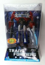 Transformers Prime Optimus Prime First Edition Voyager Class New Hasbro - $199.95
