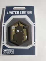 NWT Disney Parks Star Wars Galaxy's Edge Droid Depot R1 Pin Limited Edit... - $17.81
