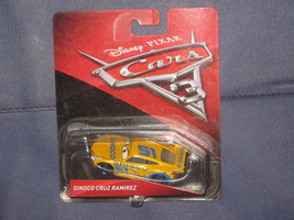 2017 Disney Pixar CARS 3 Movie DINOCO CRUZ RAMIREZ BRAND NEW #51 RARE. - $9.89