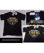 Missouri Tigers T-Shirt Kid's NWT Licensed Collegiate All Sizes University - $7.99