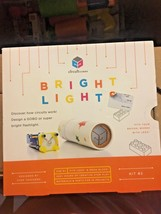 Circuit Cubes Bright Lights STEM Toy Lego Compatible Electronic Building... - $27.10