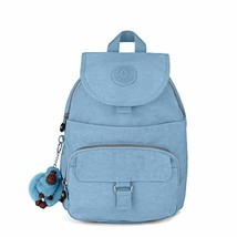 Kipling Queenie Small Backpack One Size Blue Beam - $68.43