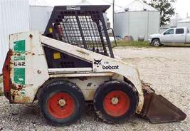 Bobcat 642b Skid Steer Loader Workshop Service Manual Download - $20.00