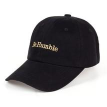 2017 VORON Brand Casual Baseball Cap Men Women Embroidery be humble Unis... - $13.01