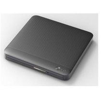 LG External Slim DVDRW GP50NB40 8X Black with Software Retail - $49.41