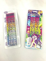 Lot of 2 Lisa Frank 6 pack pencils nip - $30.00