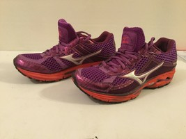 Mizuno Wave Rider 15 Jogging Shoes Running Womens Sz 8 W   (D1) - $18.80