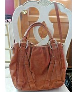 Medium brown Jessica Simpson large hobo shoulder bag - $40.00
