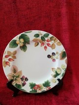 Nancy Calhoun China English Country Fruit Dinner Plate - $15.83