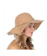 Womens Dressy Floppy hat with bow - $24.99