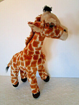 "Aurora Retired Classic 12"" GIRAFFE 2015 Plush Toy, Fresh & Clean - $14.89"