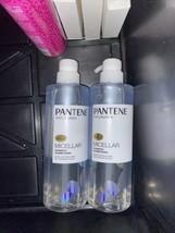 (2 Pack) Pantene Pro-V Blends Micellar Shampoo 17.9 Oz Each - $29.69