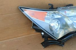 07-09 Acura MDX XENON HID Headlight Lamp Passenger Right RH - POLISHED image 2