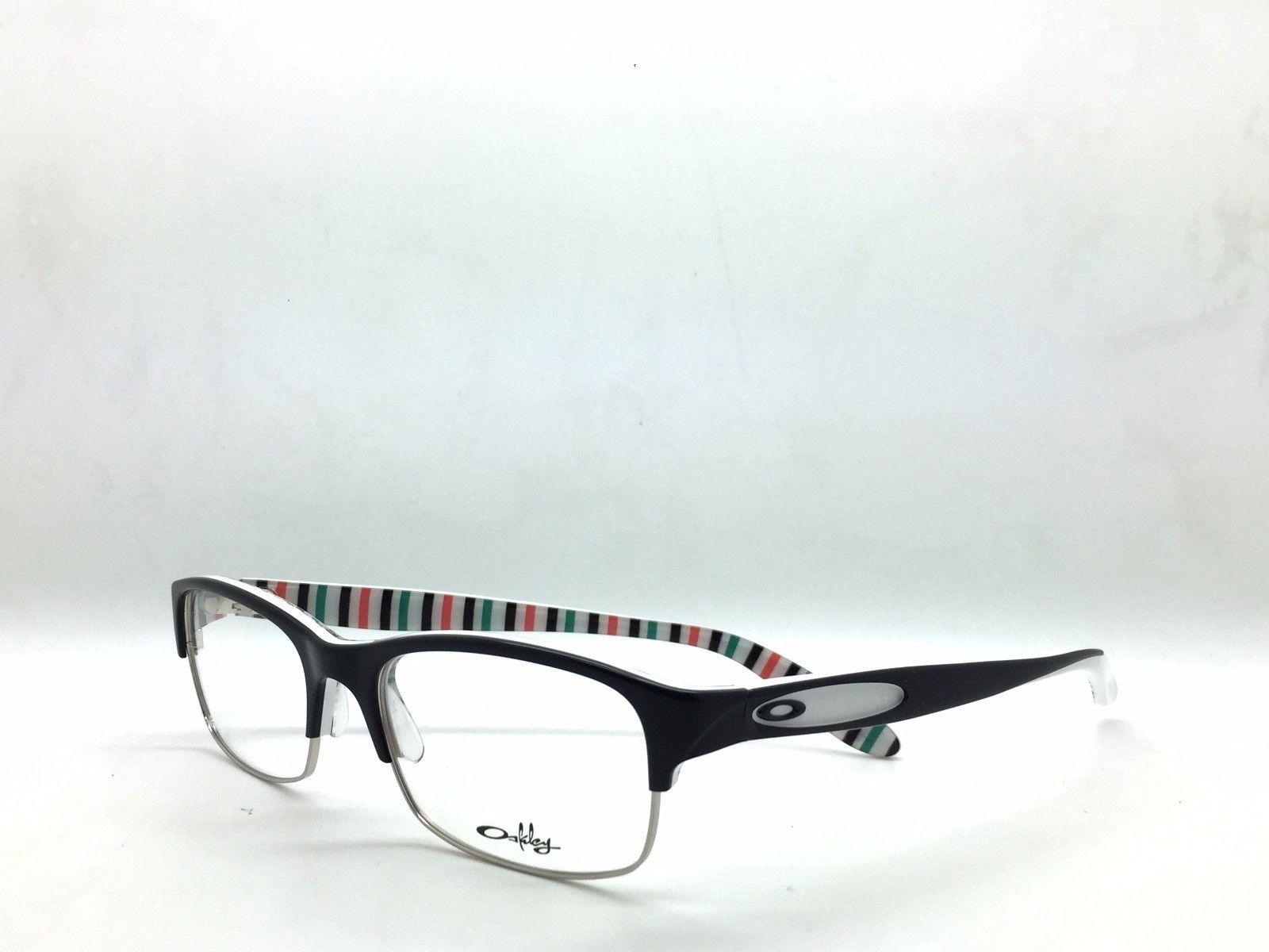 8b4f8031ec Oakley Authentic 52mm Eyeglasses Demo Lenses and 41 similar items. 57