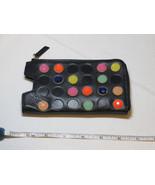 Fossil SL7318406 Phone Slides Gems Midnight Navy Multi wallet purse NWT^^ - $64.33