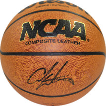 Carmelo Anthony signed Indoor/Outdoor NCAA Wilson Basketball- Steiner Ho... - $234.95