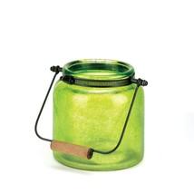 Green Jar Candle Lantern - $17.82