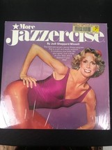 More Jazzercize by Judi Sheppard Missett Exercise 1982 LP Record with Po... - £11.36 GBP