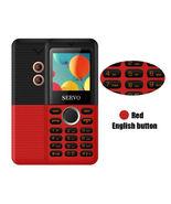 servo m25 bluetooth fm dual sim camera english keyboard mini pocket 2g p... - $29.99