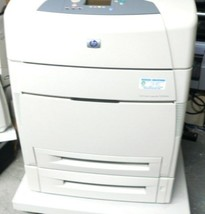 Nice! HP LaserJet 5550DTN Workgroup Laser Printer - $579.49