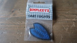 3 NEW Vintage Dart Flights Dimplex VX - $2.96