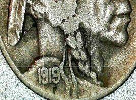 Buffalo Nickel 1917, 1918 and 1919 AA20BN-CN6075 image 5