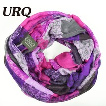 plaid lady Ring Scarfs cotton Designer Brand Fashion Scarfs Winter Warm ... - $15.80